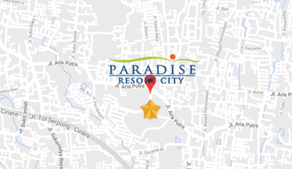 The Bay   Paradise Resort Ciputat